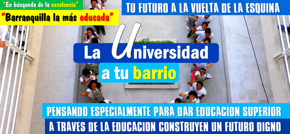Universidad a tu Barrio 2015